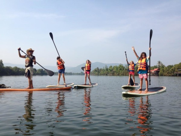 SUP Tours in Cambodia