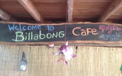 Billabong Bar Opening